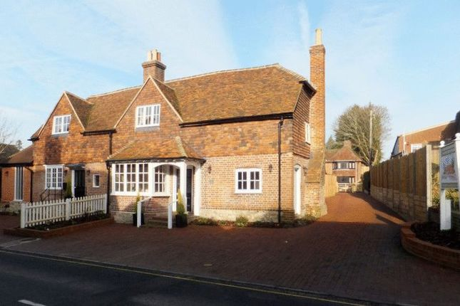 Thumbnail Semi-detached house for sale in High Street, Otford, Sevenoaks
