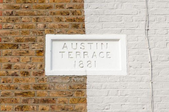 Detail B Lr of Cheverton Road, London N19