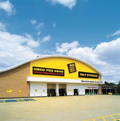 Warehouse to let in Big Yellow Self Storage Eltham, 400 Westhorne Avenue, Eltham, London