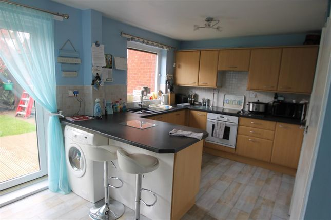 Thumbnail End terrace house to rent in Church Road, Pelsall, Walsall