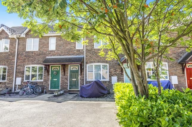 Thumbnail Terraced house for sale in Sallow Close, St. Marys Island, Chatham, Kent