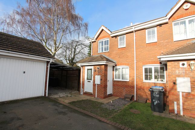 Thumbnail End terrace house to rent in Holly Drive, Ryton-On-Dunsmore