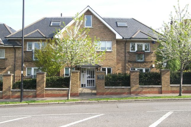 Thumbnail Flat for sale in Green Dragon Lane, Winchmore Hill