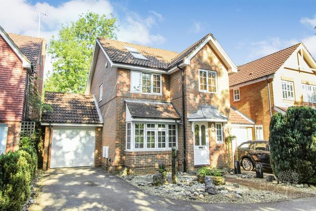 Thumbnail Detached house for sale in Two Rivers Way, Newbury