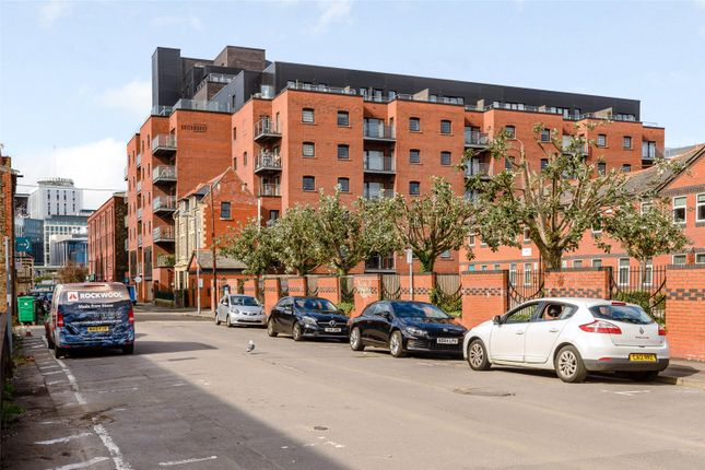 Thumbnail Flat for sale in Brickworks, Trade Street, Cardiff