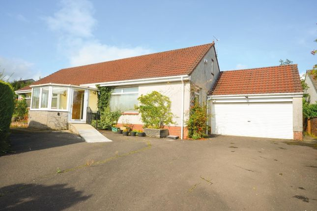Thumbnail Bungalow for sale in Edward Drive, Helensburgh, Argyll & Bute