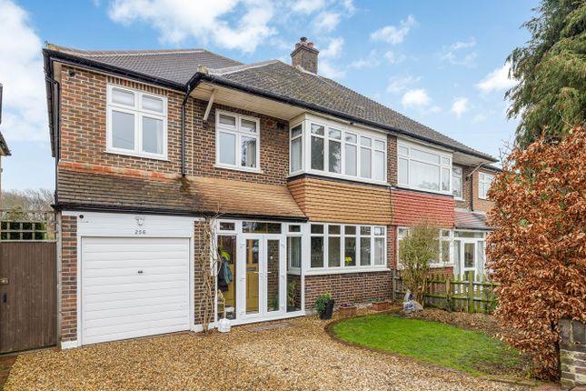 Thumbnail Semi-detached house for sale in Pickhurst Lane, West Wickham