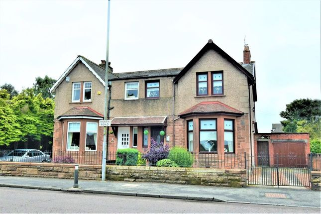 Thumbnail Semi-detached house for sale in North Road, Bellshill