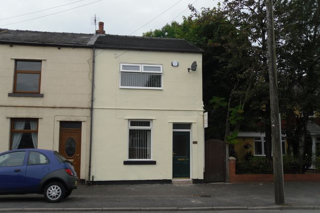 Thumbnail End terrace house to rent in Preston Road, Standish