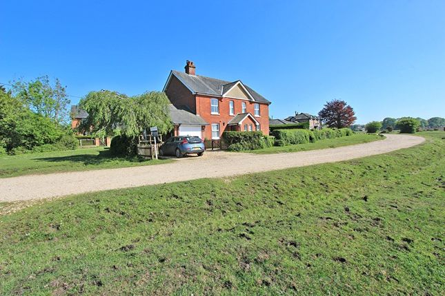 Thumbnail Detached house for sale in South Weirs, Brockenhurst