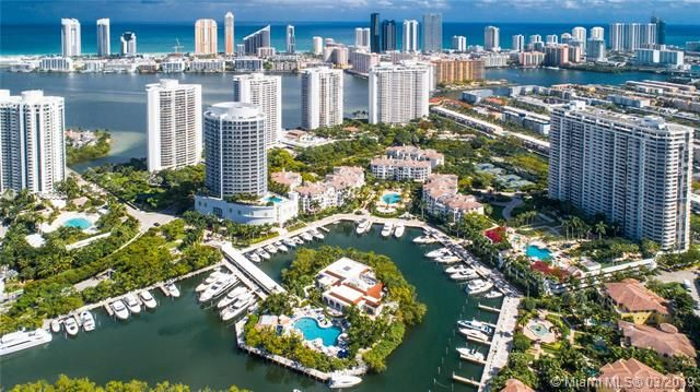 Thumbnail Apartment for sale in 4100 Island Blvd, Aventura, Florida, United States Of America