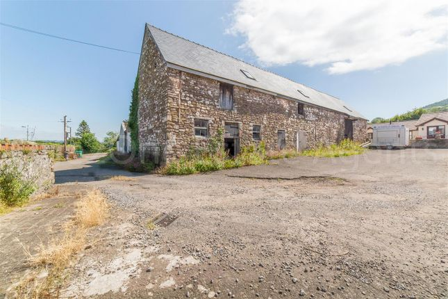 Thumbnail Property for sale in The Paddock, Llanellen, Abergavenny