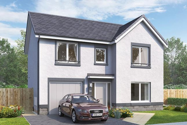 "Thumbnail Detached house for sale in ""The Norbury"" at Brora Crescent, Hamilton"