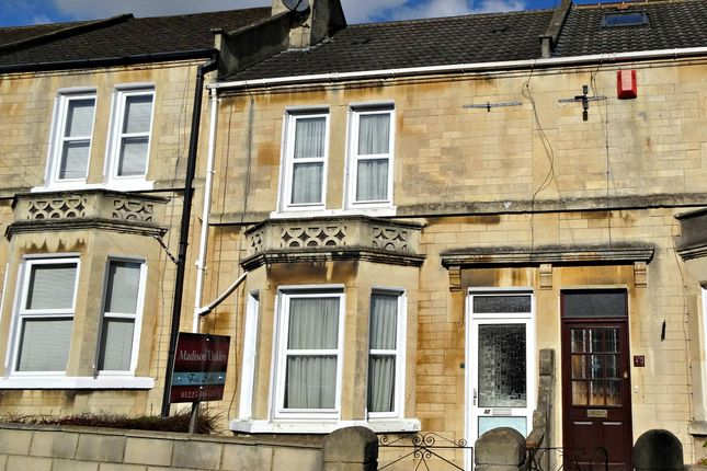 Thumbnail Terraced house for sale in Lyndhurst Road, Oldfield Park, Bath