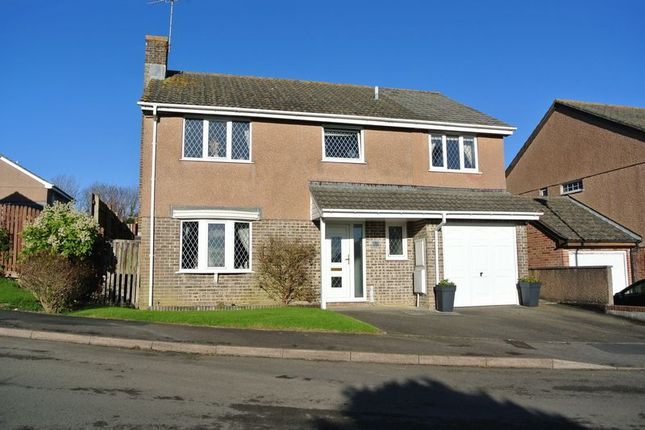 Thumbnail Detached house for sale in Lamorna Park, Torpoint