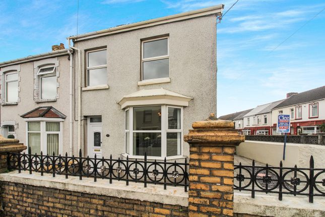 Thumbnail Terraced house for sale in Brynheulog Street, Ebbw Vale