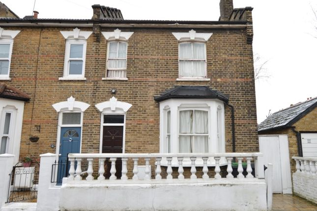 Thumbnail Semi-detached house for sale in Terrick Road, Alexandra Park, London