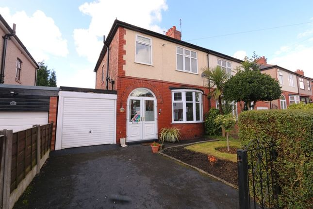 Thumbnail Semi-detached house for sale in Elmfield Road, Audenshaw, Manchester