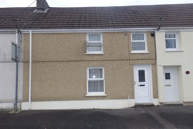 Thumbnail Terraced house for sale in Priory Street, Kidwelly