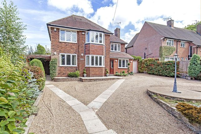 Thumbnail Detached house for sale in Somersall Lane, Somersall, Chesterfield