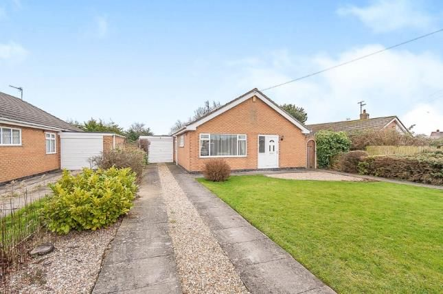 Thumbnail Bungalow for sale in St. Marys Road, Skegness, Lincolnshire, England