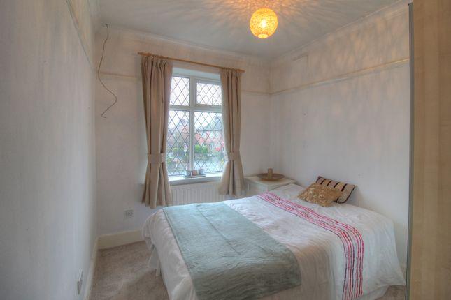 Bedroom Three of Manchester Road, Lostock Gralam, Northwich CW9