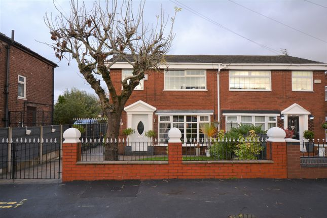 Thumbnail Semi-detached house for sale in Windsor Road, Droylsden