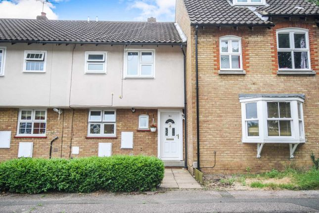 Thumbnail Terraced house for sale in New Waverley Road, Laindon, Basildon