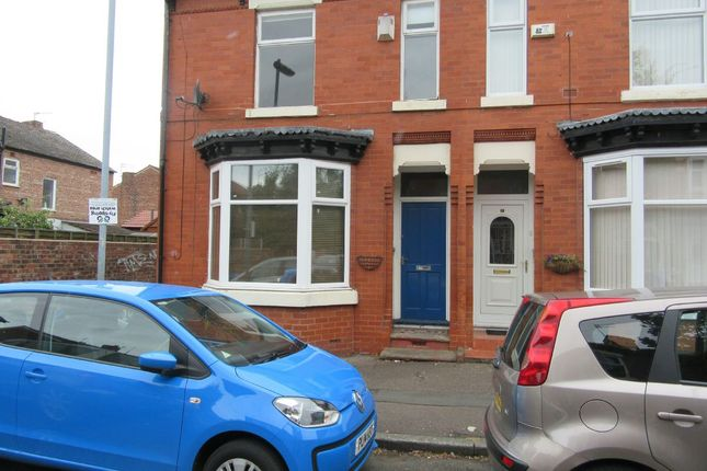 Terraced house for sale in Cambridge Avenue, Whalley Range, Manchester