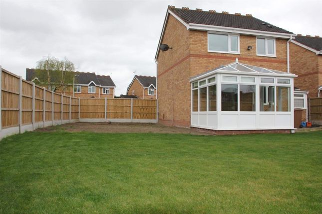 Thumbnail Property to rent in Meadow Way, Gobowen, Oswestry