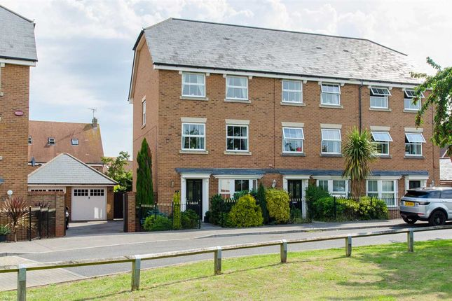 Thumbnail End terrace house for sale in Bluebell Drive, Sittingbourne