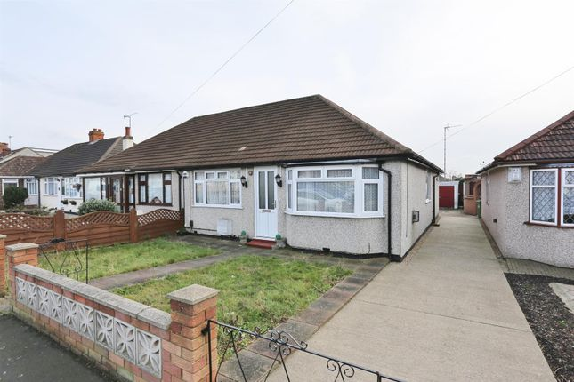 Thumbnail Semi-detached bungalow for sale in Abbotts Walk, Bexleyheath