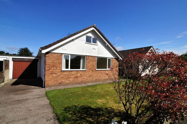 Thumbnail Bungalow to rent in Lea Avenue, Goostrey, Crewe
