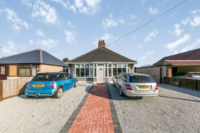 Thumbnail Detached bungalow for sale in Mayes Lane, Ramsey, Harwich