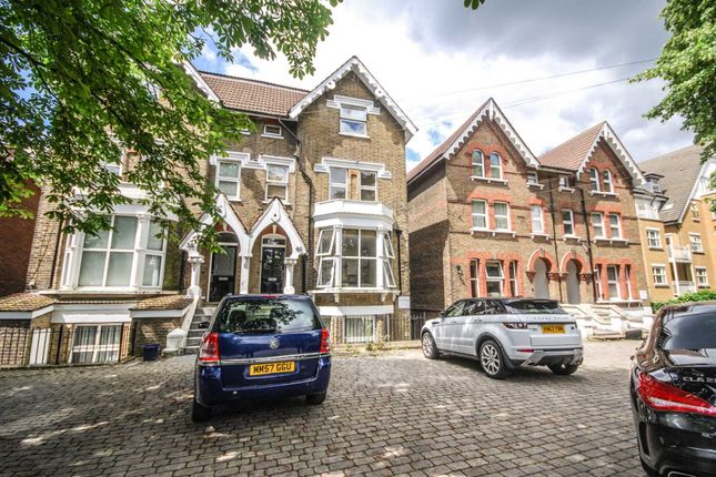 Thumbnail Flat to rent in High Road, Buckhurst Hill