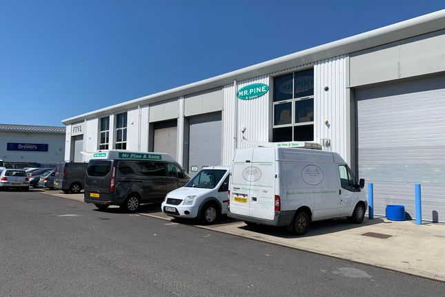 Thumbnail Industrial to let in Unit 7, Partnership Park, Rodney Road, Southsea