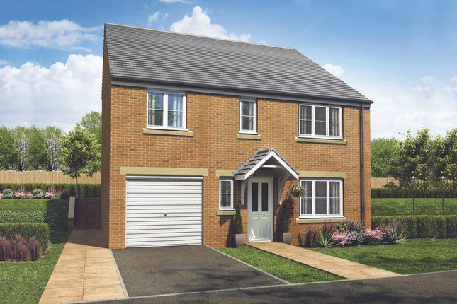 """Thumbnail Detached house for sale in """"The Highcliff"""" at Sterling Way, Shildon"""
