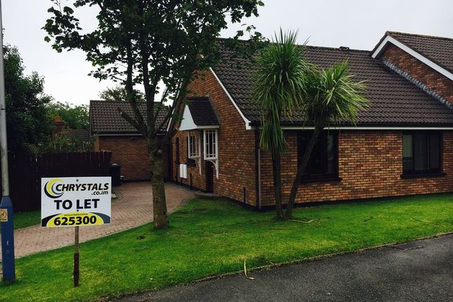 Thumbnail Detached bungalow to rent in Hillberry Meadows, Douglas, Isle Of Man