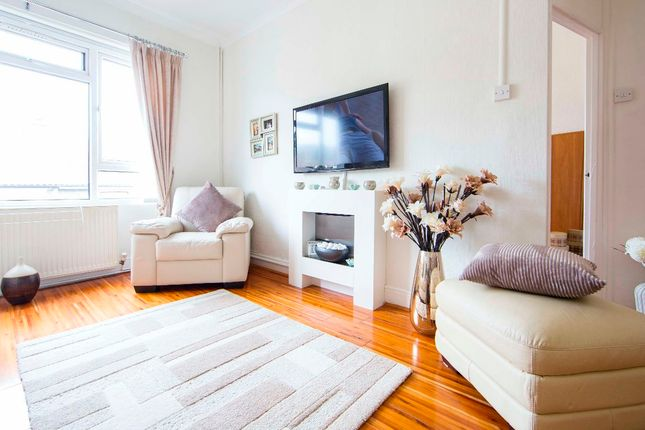 Thumbnail Flat for sale in Abercynon Road, Abercynon