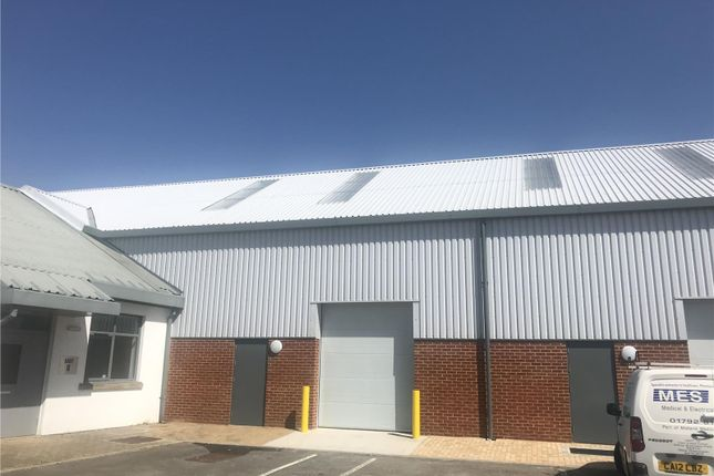 Thumbnail Warehouse to let in Unit 9, Llancoed Court, Llandarcy, Neath