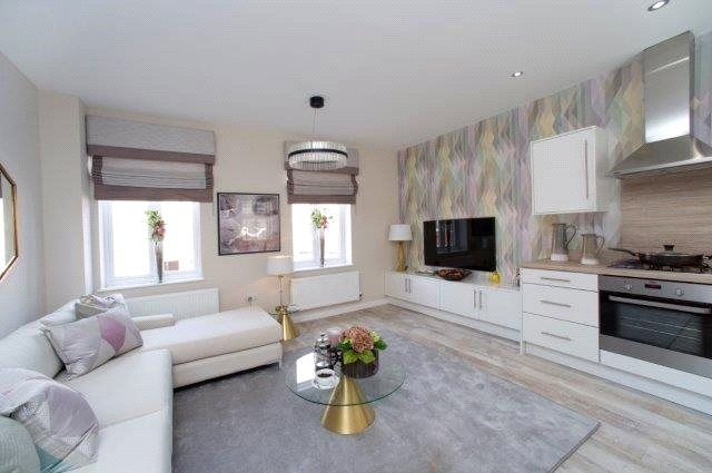 Flat for sale in St Mary Park, Stannington, Morpeth, Northumberland