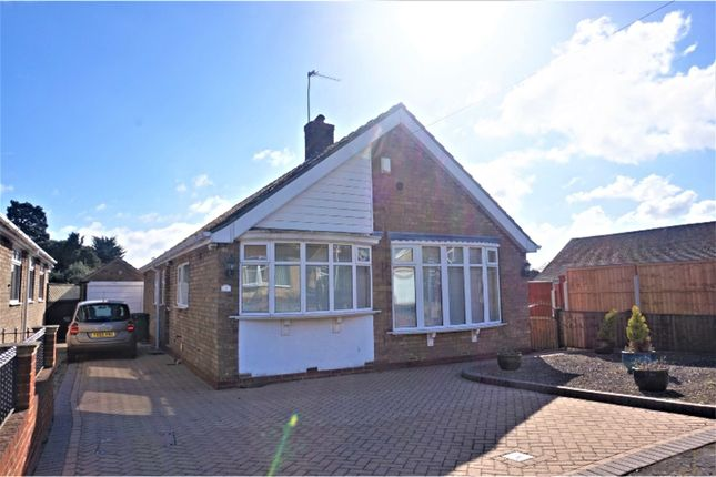 Thumbnail Detached bungalow for sale in The Lunds, Kirkella, Hull