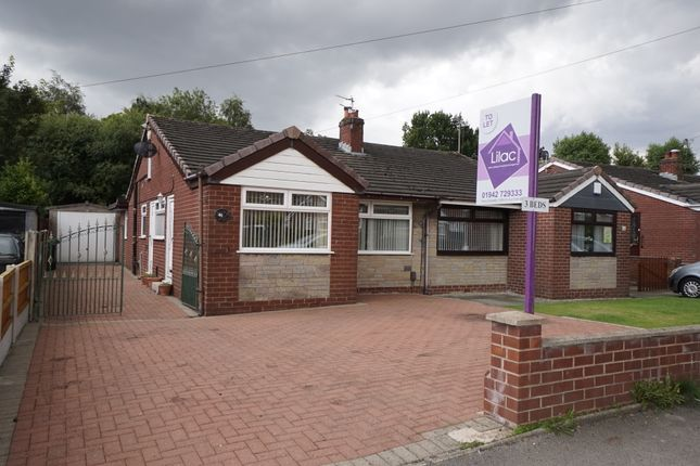 3 bed bungalow to rent in Fulbeck Avenue, Hawkley Hall, Wigan WN3