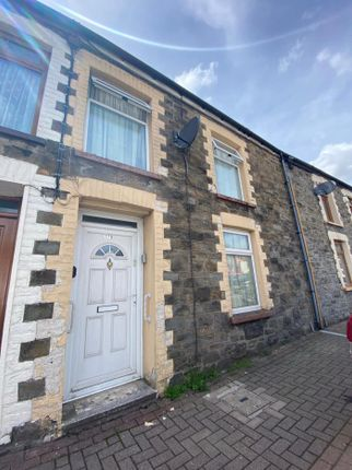 3 bed terraced house for sale in Bute Street, Treorchy CF42
