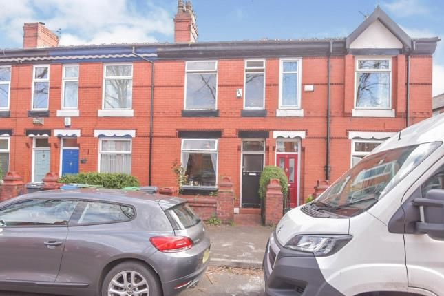 2 bed terraced house for sale in Rosford Avenue, Manchester, Greater Manchester, Uk M14