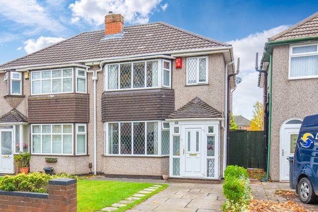 Semi-detached house in  Cranes Park Road  Sheldon  Birmingham  Birmingham