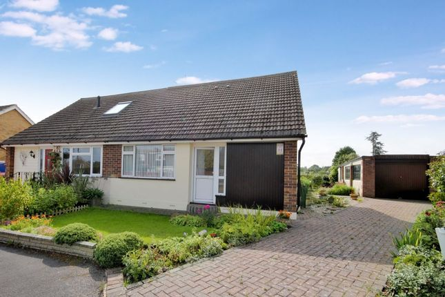 Thumbnail Bungalow for sale in Meadow Way, Black Notley, Braintree