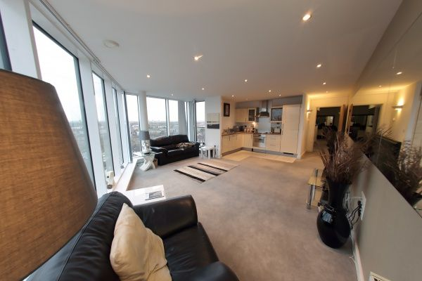 Thumbnail Flat for sale in Royal Victoria Docks, London