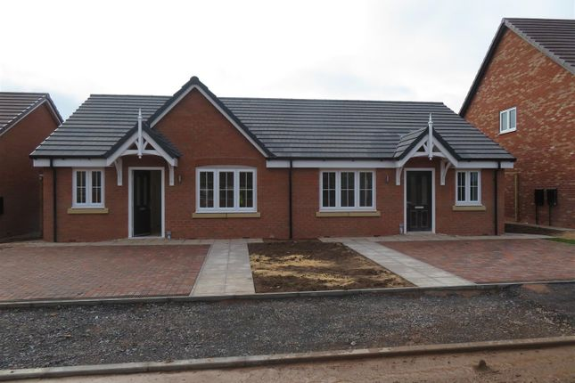 Thumbnail Semi-detached bungalow for sale in 14 Abbots Drive, Shrewsbury Road, Hadnall, Shrewsbury