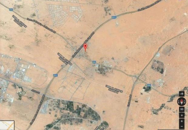 Thumbnail Land for sale in Emirates Modern Industrial, Emirates Modern Industrial, Umm Al Quwain